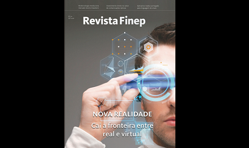 capa revista Finep site